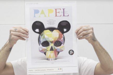 ¿Puede un artista urbano ilustrar la edición impresa de unapublicación?