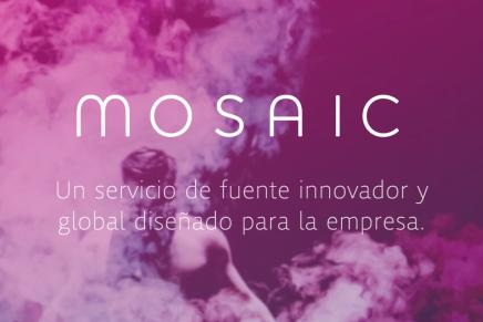 Monotype presenta su nueva herramienta de búsqueda de tipografías: Mosaic