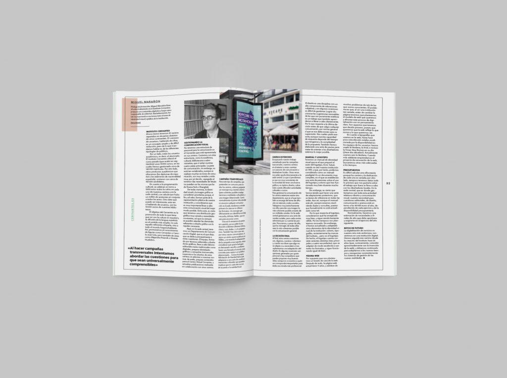 revista graffica 8 mocukp cervantes real 2