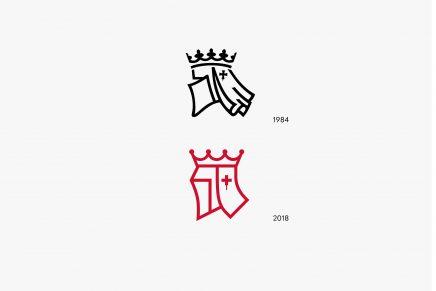 El nuevo rediseño del logo de la Generalitat Valenciana, cuestionado por la asociación heráldica