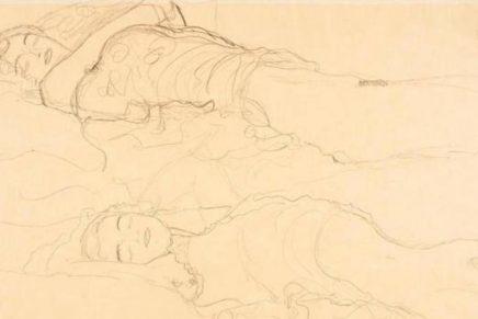 Encuentran una obra de Gustav Klimt que llevaba medio siglo escondida en un armario