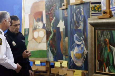 Destapan 36 falsificaciones de obras de arte que se iban a vender por 91.000 euros