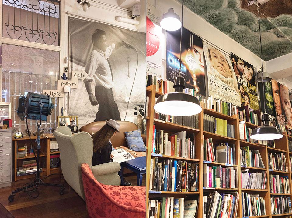 librerías madrid ocho y medio 1