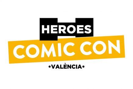 Llega la primera edición de 'Heroes Comic Con València'