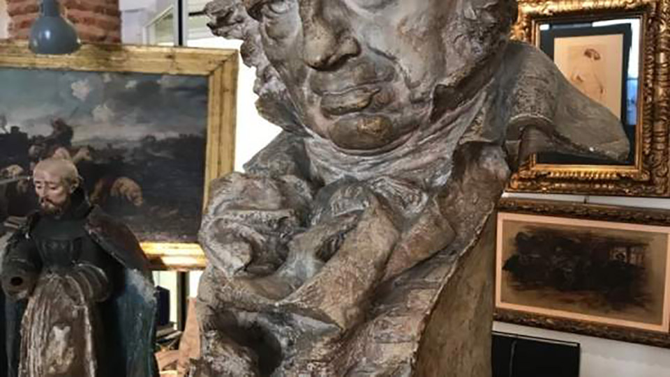 MarianoBenlliure- falsificaciones de obras de arte
