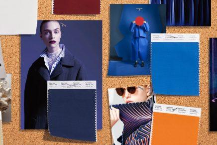 Pantone revela los colores trendy para otoño e invierno de 2018