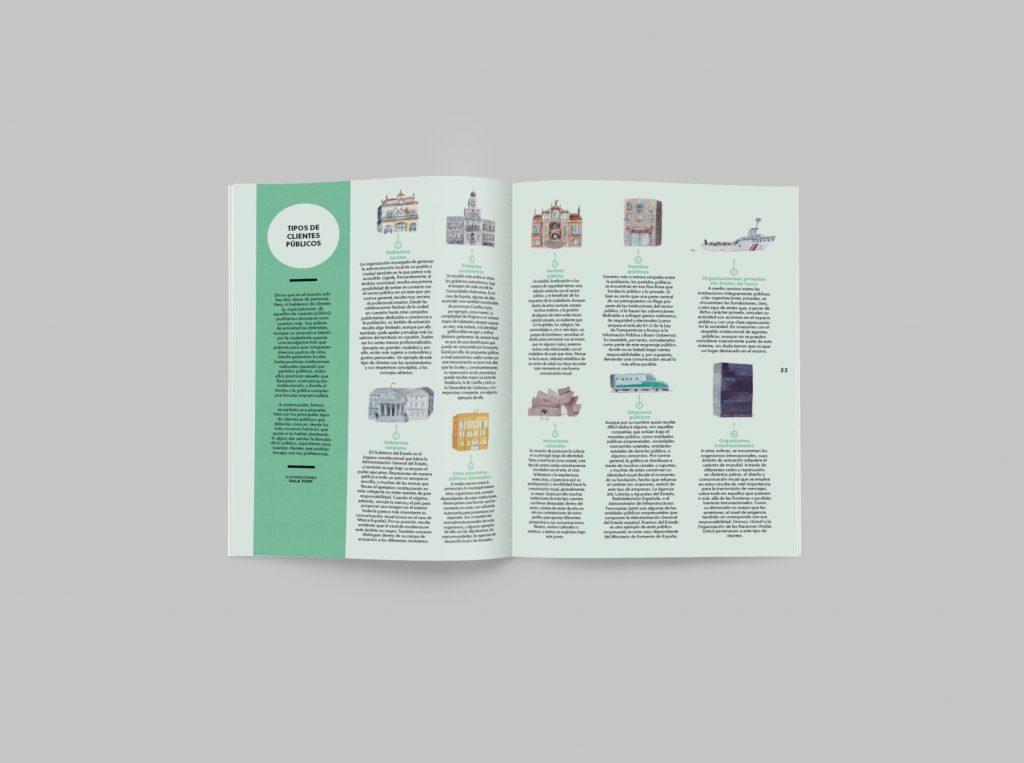 revista graffica 8 tipos clientes publicos mockup 2