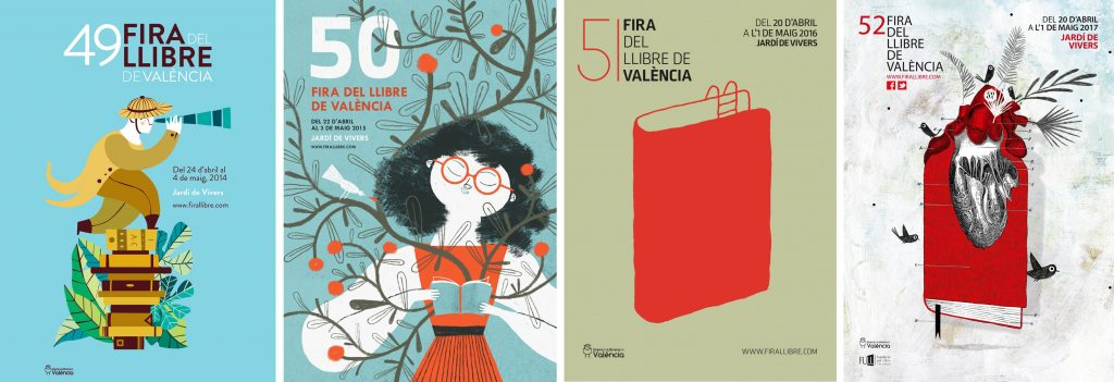 53 fira del llibre de valencia