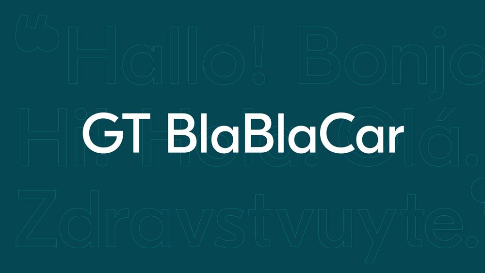 RebrandingBlaBlaCar