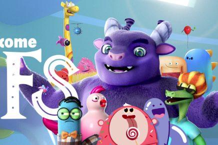 Las piezas de animación de Imaginary Friend Society para sobrellevar el cáncer infantil