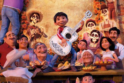 COCO, premio BAFTA 2018 a la mejor película animada