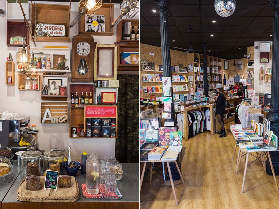 librerias Madrid Swinton&Grant galeria