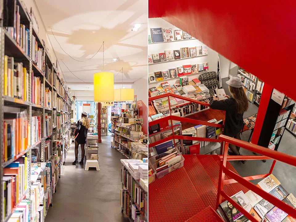 librerias Madrid Panta Rhei novela grafica