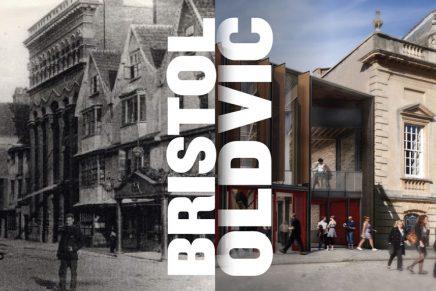 El teatro de habla inglesa más antiguo del mundo presenta su nueva imagen de marca