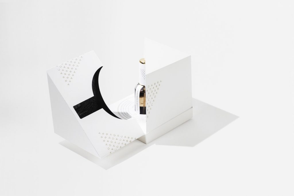 packaging de perfume
