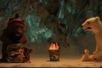 Premio BAFTA 2018 al mejor cortometraje de animación para Poles Apart