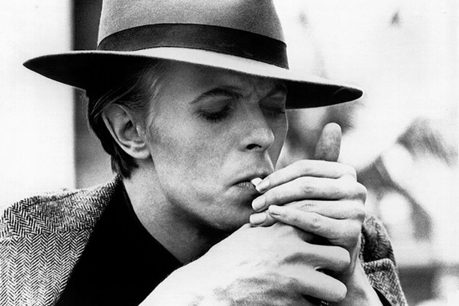 Fotografías inéditas e íntimas de David Bowie llegan a Francesca Maffeo Gallery