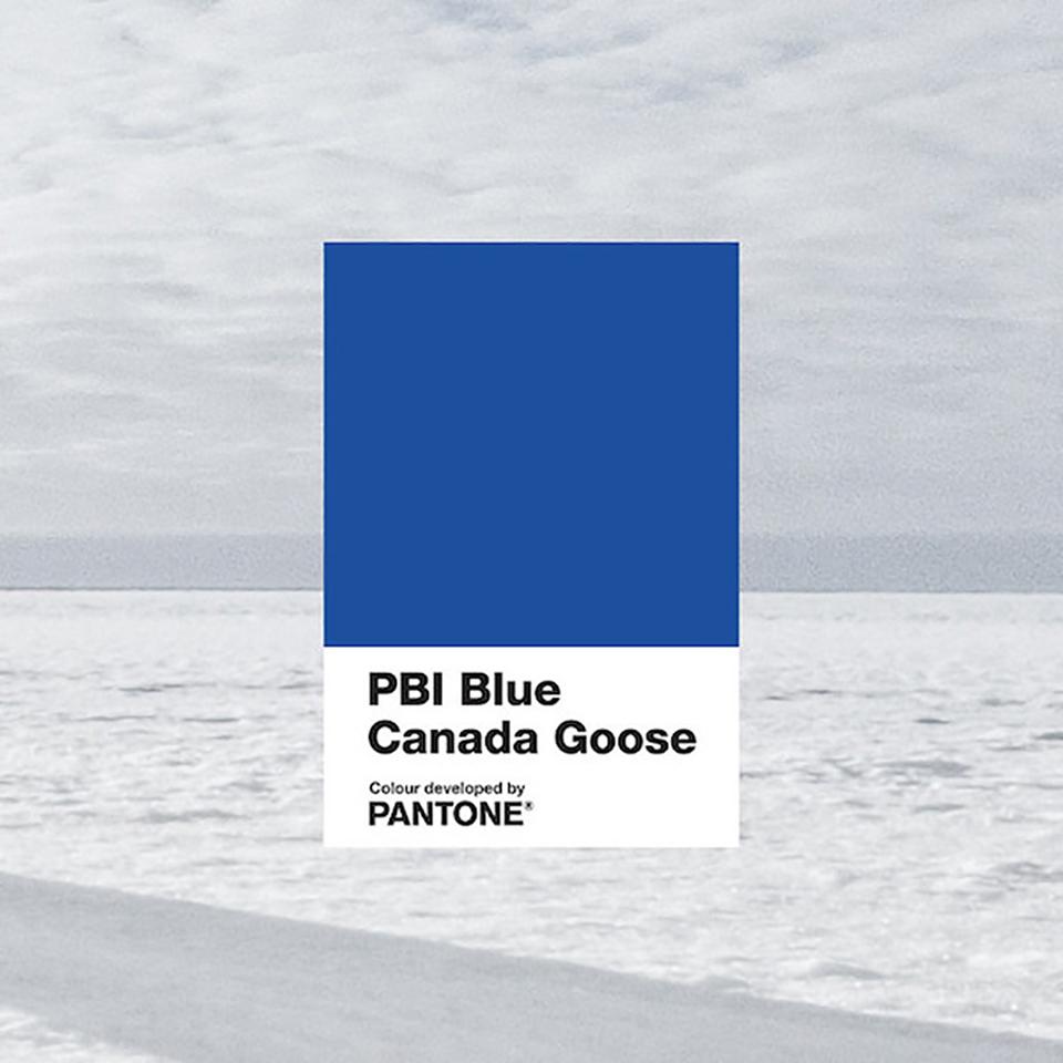 PBI Blue Pantone