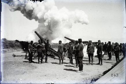 La Guerra de África de principios del XX fue fotografiada por un médico