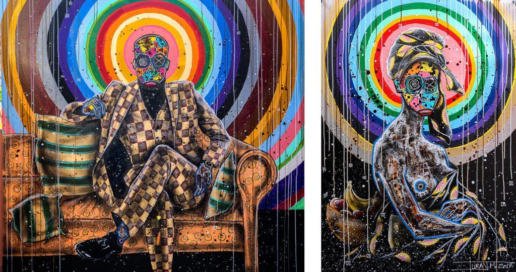 La obra de Mederic Turay se expone en OOA