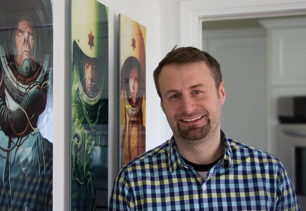 Derek Stenning