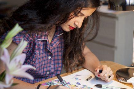 Ana Jarén: «Las ilustradoras están empezando a tener la valoración que merecen»
