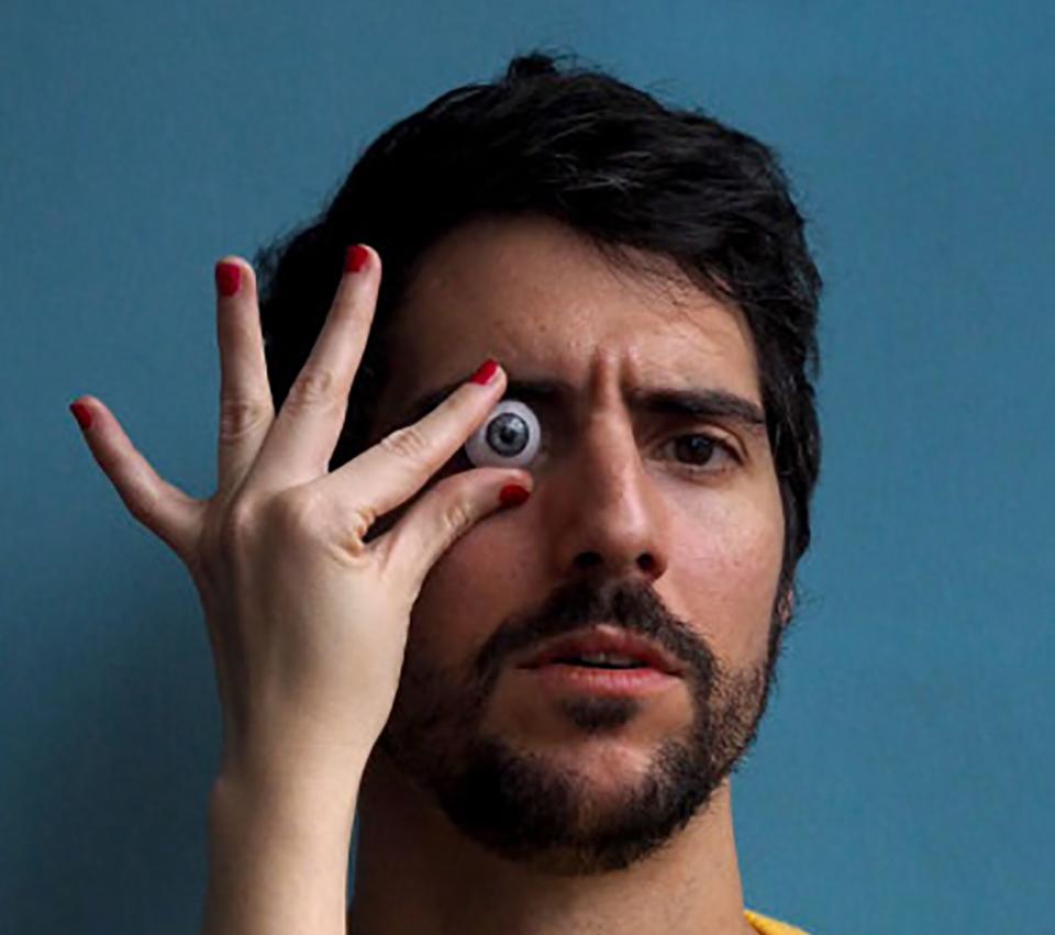 «Soy un fetichista de la retícula», Julián Garnés