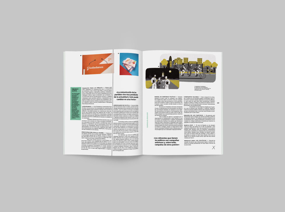 revista graffica 8 bold studio mockup 2 espacio publico