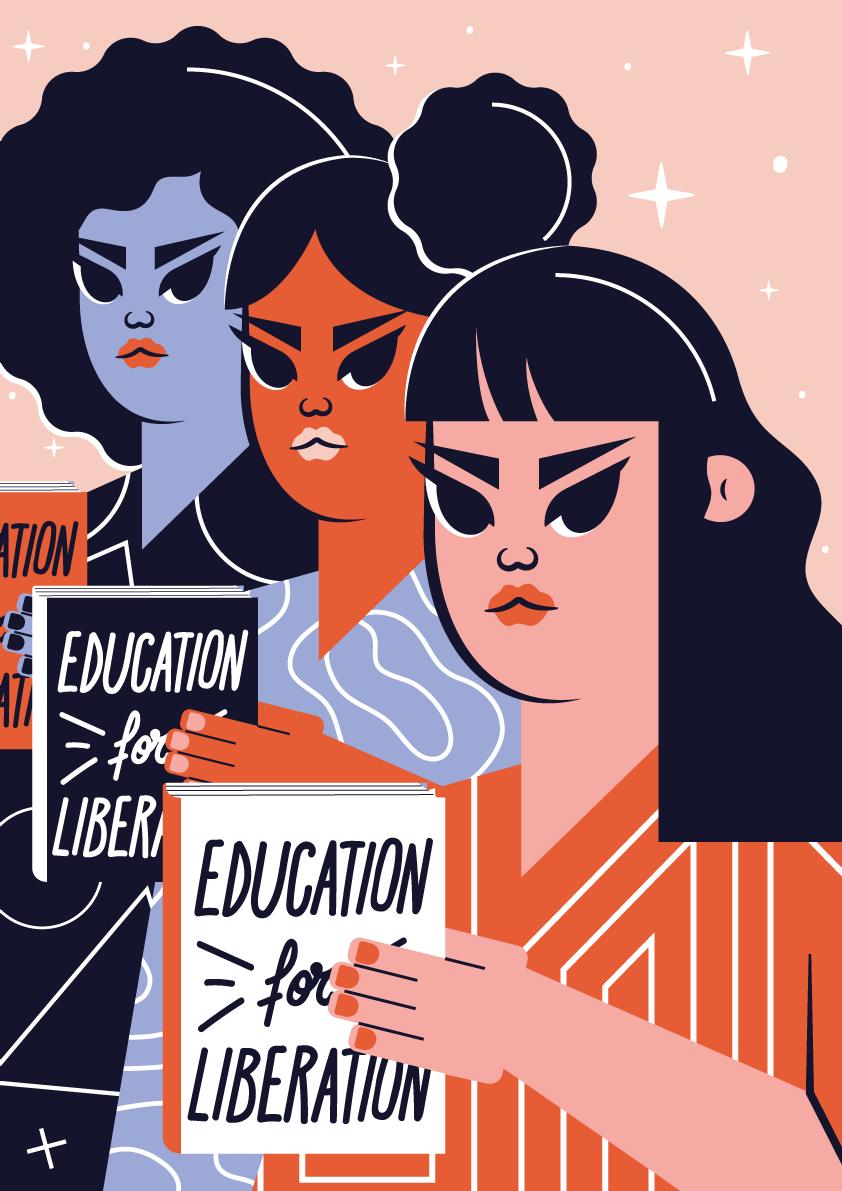 Ilustración de Camila Rosa