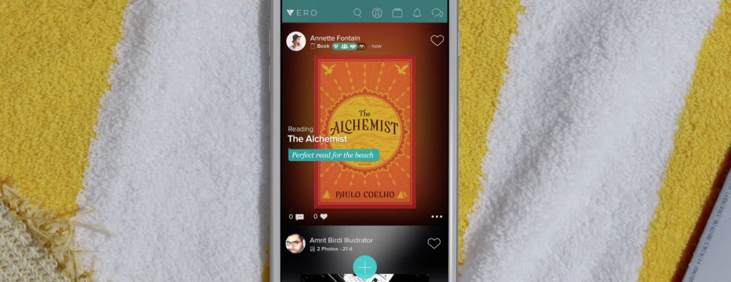 Vero, la alternativa a Instagram y Facebook