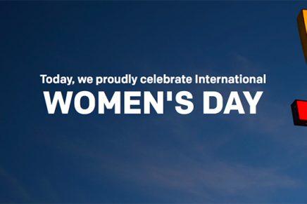 McDonald's modifica su logo con motivo del Día de la Mujer