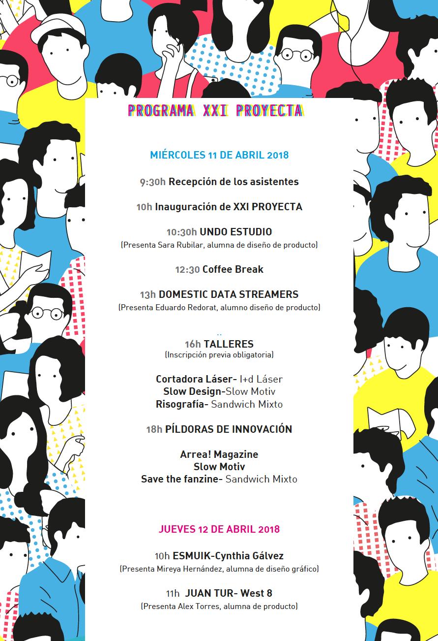 Programa XXI Proyecta