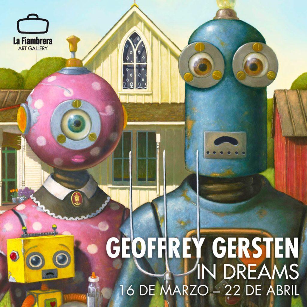Cartel La Fiambrera Geoffrey Gersten
