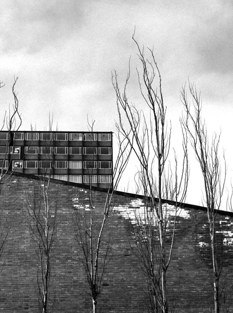 Edificio del diario Arriba Francisco Gomez