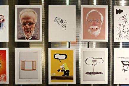 Una exposición colectiva para homenajear a Forges en Madrid