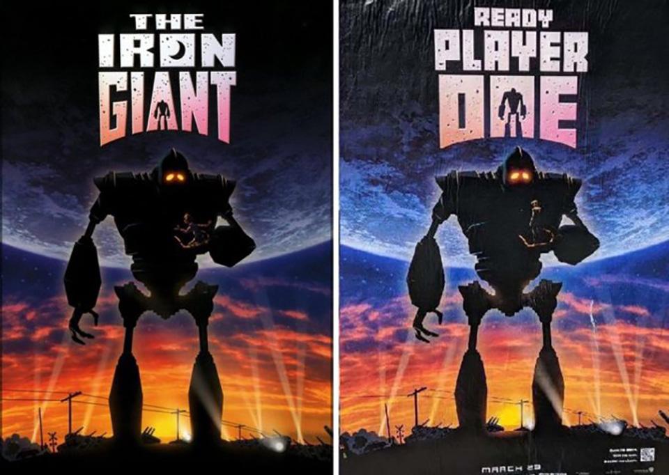 El robot gigante