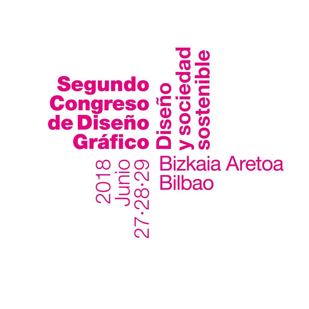 Logotipo segundo congreso de diseno grafico