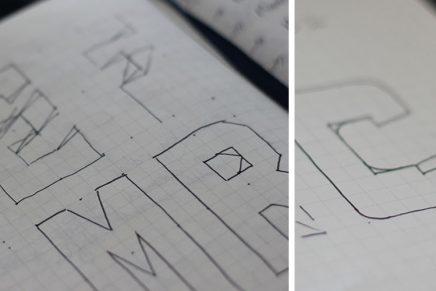 Diseña una tipografía en un día, y todo el mundo le aplaude