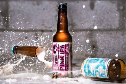 La cerveza rosa para chicas de BrewDog recibe una oleada de críticas