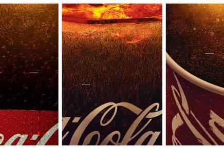 La nueva publicidad burbujeante de Coca Cola