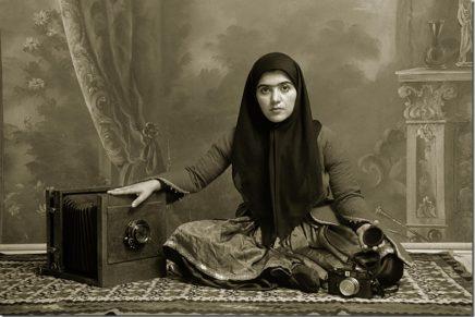 La fotógrafa iraní Shadi Ghadirian expone en Valencia