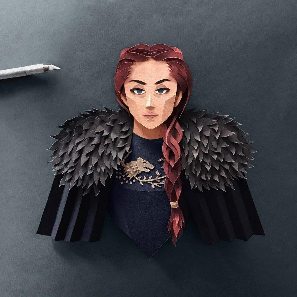 Sansa Juego de Tronos