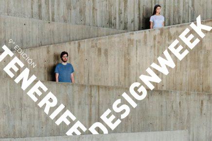 La 9ª Edición de 'Tenerife Design Week' se centra en la interacción y la cultura digital