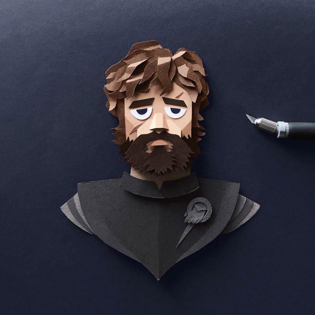 Tyrion Juego de Tronos