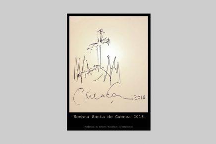 El concurso para diseñar el cartel de la Semana Santa de Cuenca da como resultado esto
