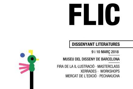 Hoy comienza la nueva edición del FLIC Festival: 'Diseñando literaturas'