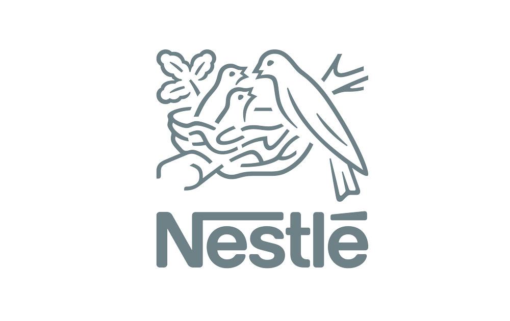 logotipo de Nestlé