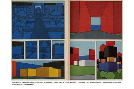 Una exposición que mezcla el cómic y los lenguajes artísticos en la Biblioteca del Museo Reina Sofía