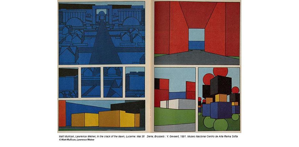 El comic y los lenguajes artisticos en el Museo Reina Sofia