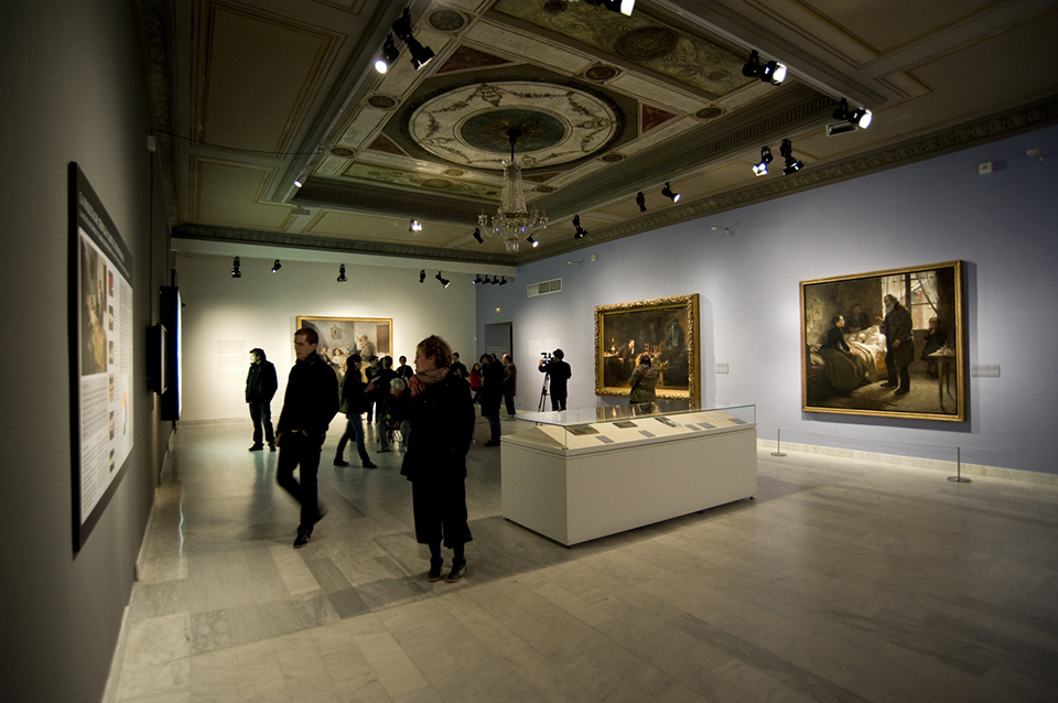 Suspendida la huelga de museos